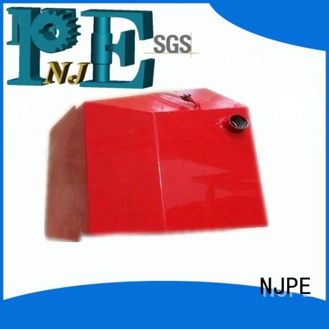 NJPE surface sheet metal fabrication srl overseas market for air valve