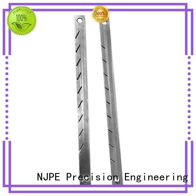 NJPE detailed cnc manufacturing factory for air valve