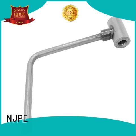 NJPE adjustable pipe bending manufacturers overseas market for automobile